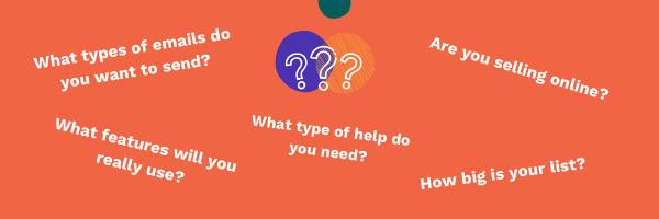 Choose an ESP Questions