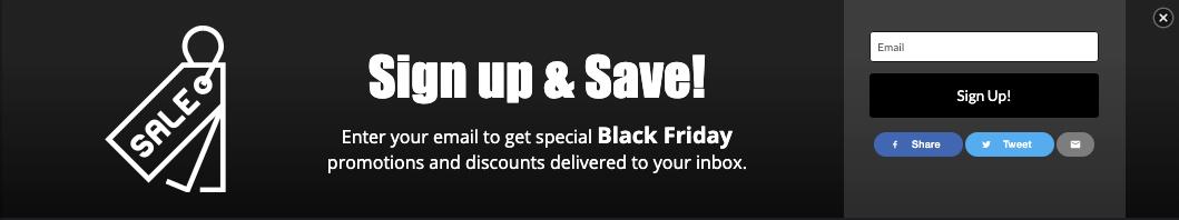 Black Friday Banner Ads 5 Design Tips Free Templates