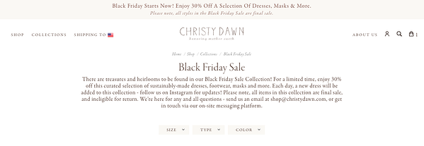 Black Friday 2020 Email And Offer Examples You Can Steal From These 7 Brands