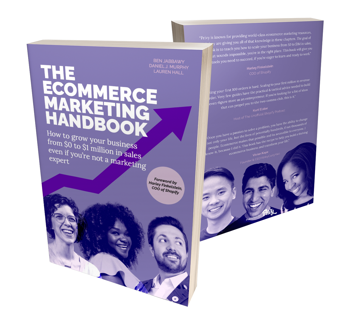 Privy Starter Program Launch Ecommerce Marketing Handbook