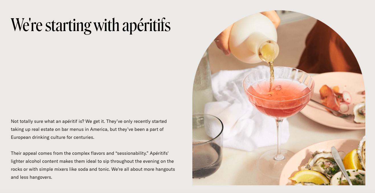 Haus about aperitif