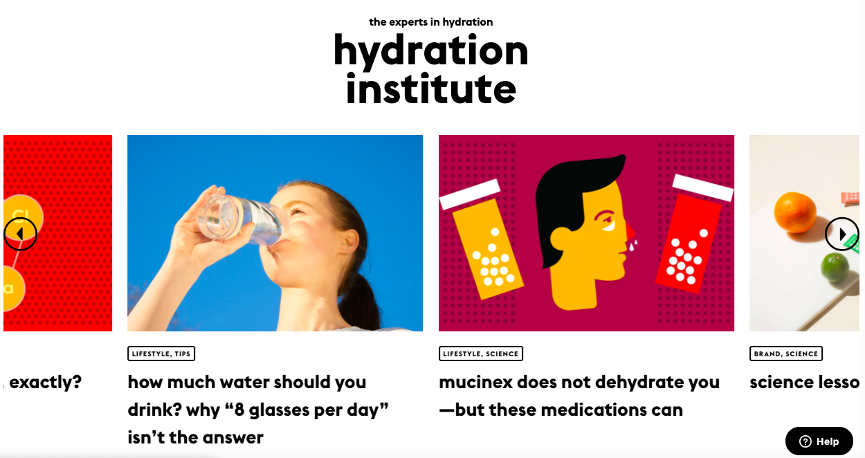 Hydrant hydration institute