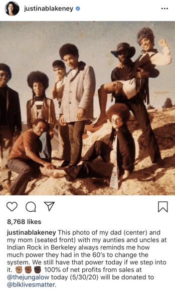 Jungalow Justina Instagram-1