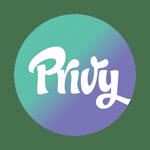 Privy Logo - Huge