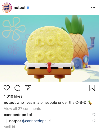 Not Pot Spongebob-1