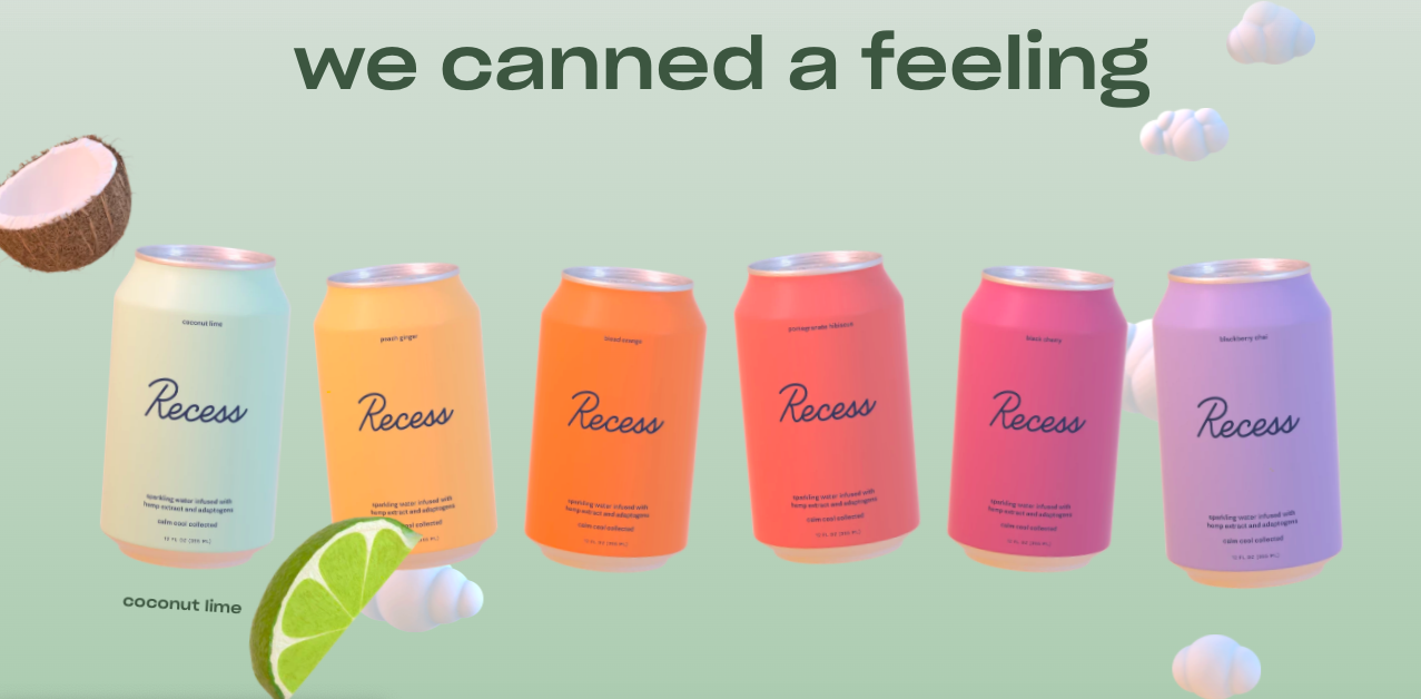 Recess Coconut Lime