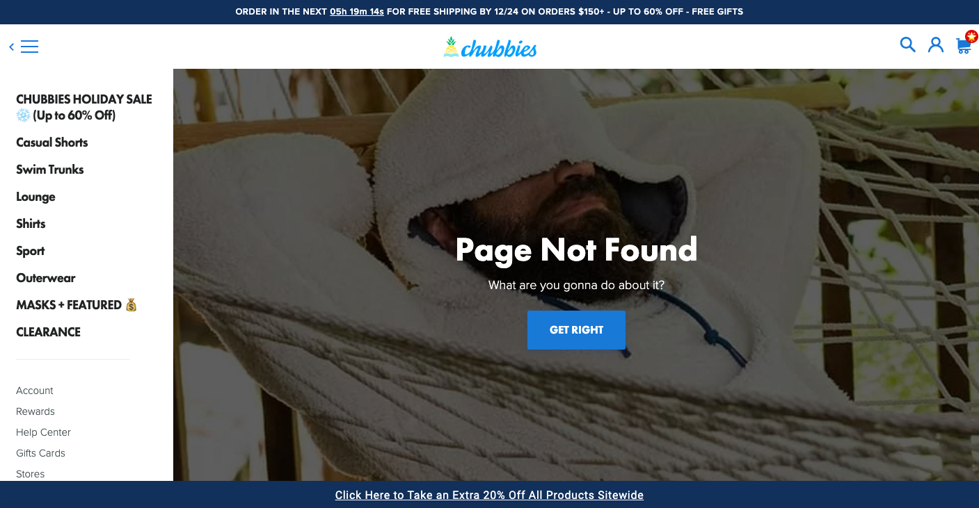 Chubbies-404-page-example