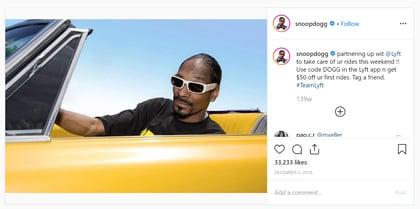 Snoop Lyft