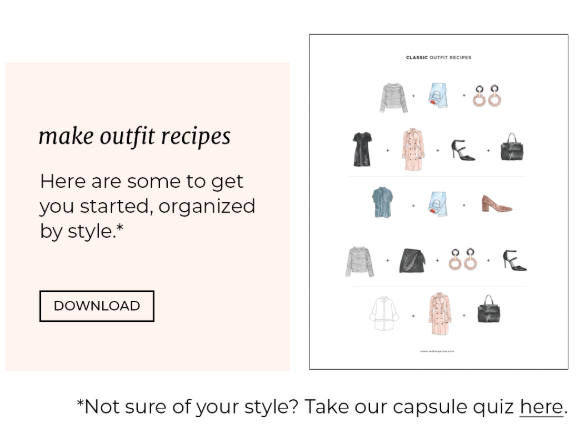 VETTA Outfit Recipes