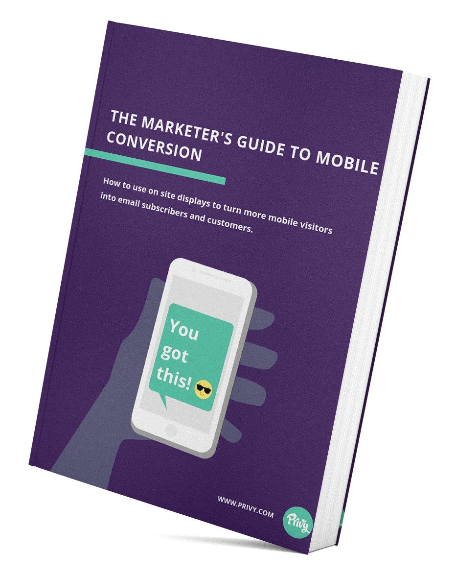 Mobile Guide Book Mock Up
