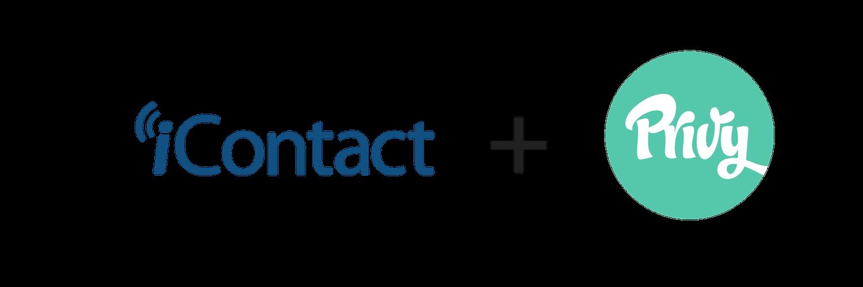 iContact+Privy