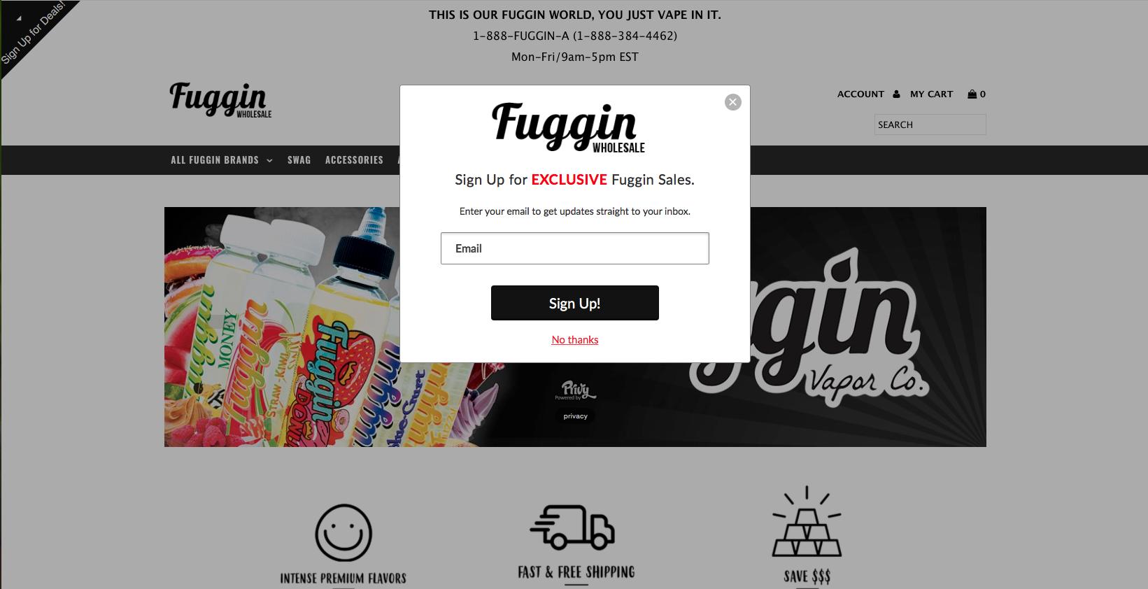 Fuggin Vapes_Pop Up
